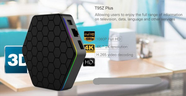 T95Z Plus Android Box