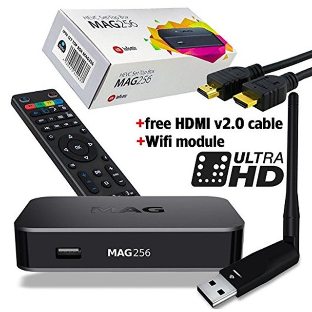 MAG322 Box - Latest Version - AndroidTV ie
